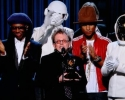 Grammy Winners Daft Punk, Pharrell Williams, Nile Rodgers