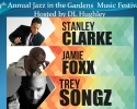 Jazz in the Gardens Music Festival Features Jamie Foxx, LL Cool J, Stanley Clarke!